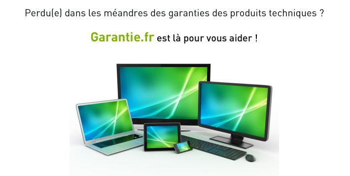 Garantie et extension de garantie